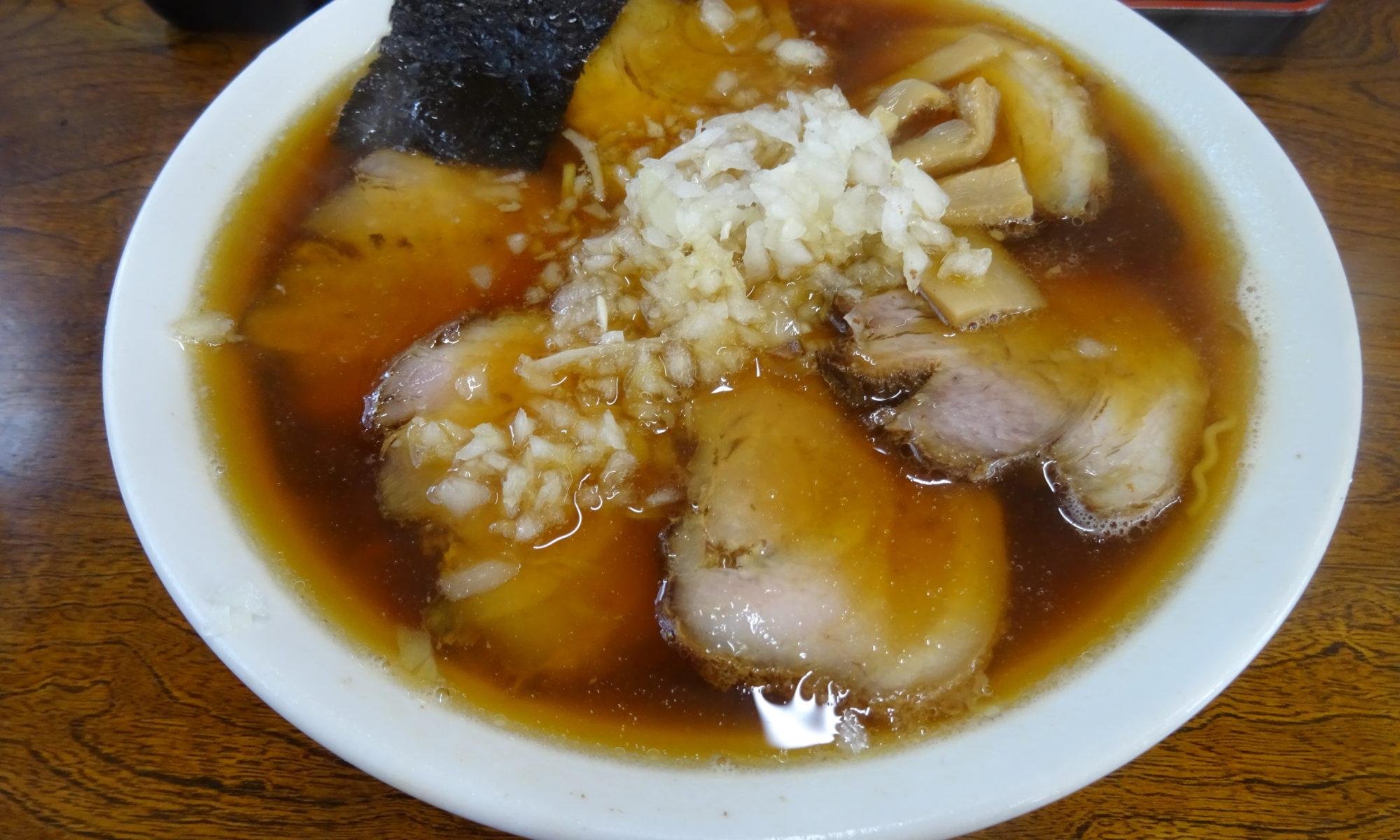 チャーシュー麵大盛り(790円)